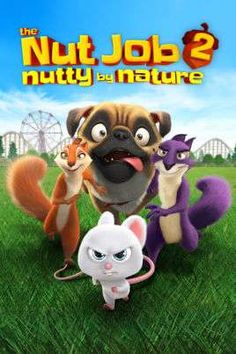 The Nut Job Nutty by Nature Director: Cal Brunker Cast: Will Arnett, Katherine Heigl, Maya Rudolph Comedy Movies For Kids, Comedy Movies List, Movies To Watch, Movies And Tv Shows, Top Movies, Nut Store, Nature Movies, Disney Movie Rewards, Maya Rudolph