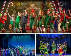 Elf - The Musical  http://ticketfront.com/event/Elf_-_The_Musical-tickets …
