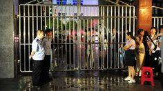 Knifeman kills 3 children in China school attack