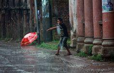 touching the rain of heritage  13  - from the stage of 21 century ..  panam city  at sonargaon   of narayangonj  district  , Bangladesh....... copyright:abdul malek babul