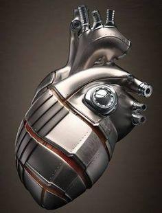 Resultado de imagen para mechanical heart
