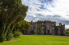 El castillo de Birr, el primero de nuestro recorrido de castillos de Irlanda