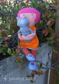 bambola per kloklo #doll