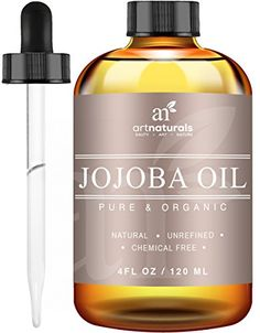 ArtNaturals USDA Certified Organic Jojoba Oil 4oz Best for SensitiveSkinBenefits The Face and Hair Similar To Argan Oil Without The Odor -- You can find out more details at the link of the image.