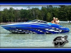 idea crownsboats - Boat Graphics Designs Ideas