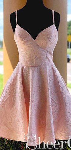 Cheap Graduation Dresses, Grad Dresses Short, Pink Formal Dresses, Cheap Homecoming Dresses, Sweet 16 Dresses, Hoco Dresses, Event Dresses, Dance Dresses, Cheap Dresses