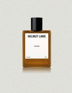 Les fragrances d'Helmut Lang rééditées