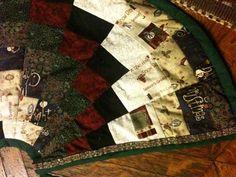 Spiral Christmas Tree Skirt | Craftsy