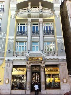 Pastelaria Versailles, Lisbon: Must go back.