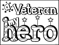 Veterans Day Coloring Pages adult