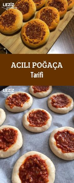 Pepperoni, Cake Cookies, Ham, Tea Time, Food To Make, Food And Drink, Favorite Recipes, Sweets, Bread