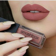 Smashbox Always On Liquid Lipstick- Stepping Out - makeup products - http://amzn.to/2hcyKic