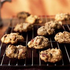 Cranberry-Nut Chocolate Chip Cookies Recipe