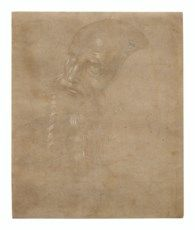 Bid in-person or online for the upcoming auction:Old Master & British Drawings Including Works from the Collection of Jean on 28 January 2020 at New York Present Drawing, Annibale Carracci, Benedictine Monks, Silverpoint, Joseph Mallord William Turner, Harvard Art Museum, Framed Words, Sistine Chapel, Chalk Drawings