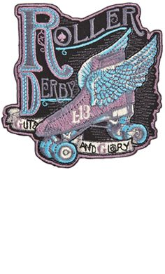 LUCKY 13 GUTS N GLORY PATCH