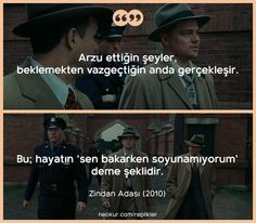 Oda iyimiş napalm beklemeyelim o zamn Film Quotes, Book Quotes, Film Movie, Movies, Rare Words, Movie Lines, Magic Words, Meaningful Words, Cool Words