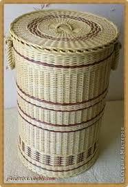 Resultado de imagen para cesteria en papel periodico pinterest