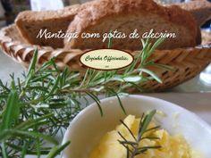 Experimente gotas de mostarda da Cozinha Officinalis na manteiga do café da manhã!