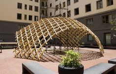 gridshell Toledo 2 | Naples, Faculty of Architecture country… | Flickr