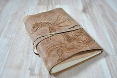 Lisbet / Kožený zápisník