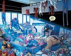 Deadpool succeeds in killing the Marvel Universe.