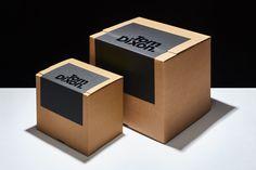 Clamshell E-Commerce Luxury Retail Box Range > Progress Packaging Kraft Packaging, Bakery Packaging, Packaging Stickers, Cookie Packaging, Candle Packaging, Tea Packaging, Food Packaging Design, Luxury Packaging, Packaging Design Inspiration