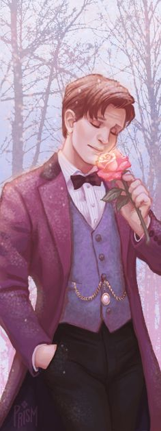 Winter of the Doctor by the-untempered-prism.    This made me cry..