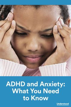 Some of the challenges that come along with ADHD can make kids anxious. It can be hard to tell whether a child has ADHD or an anxiety disorder because there's so much overlap in how they look in kids. Here's what you need to know about ADHD and anxiety—and what you can do to help your child.