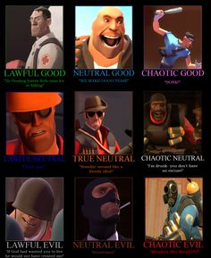 Team Fortress 2. Pyro made me lawl :P