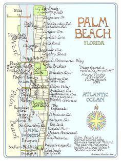 Map Of West Palm Beach Florida.Mexico Beach Fl Map Florida Mexico Beach Florida Florida