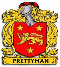 Prettyman Coat of Arms