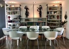 Bookcase, Shelves, Design, Home Decor, Libraries, White People, Furniture, Shelving, Decoration Home