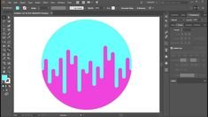 "How to Draw a ""Two-Toned"" Circle in Adobe Illustrator"