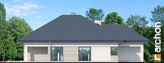 Dom w renklodach 2 Future House, Gazebo, House Plans, Outdoor Structures, Cabin, House Styles, Outdoor Decor, Modern, Plot Ideas