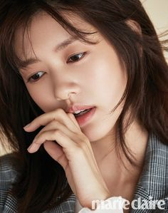"""Lee Min Ki and Jung So Min for Marie Claire + """"This Life is Our First"""" extended trailer: omonatheydidnt — LiveJournal Jung So Min, Itazura Na Kiss, Kim Go Eun, Kim Min, Young Actresses, Korean Actresses, Hwang Jin Uk, Beautiful Face Images, Baek Seung Jo"""