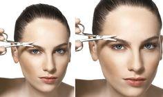 Passo a passo: como tirar as sobrancelhas do jeito certo