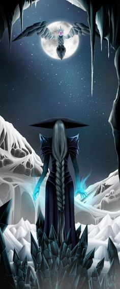 lissandra league of legends body - Google Search
