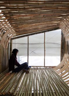 Bamboo Micro-Housing Proposal / AFFECT-T