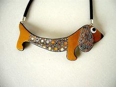 or collier chien | by Tranche de Cane