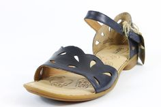 Born Janya Blue Sandals