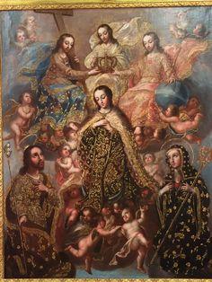 Cuzco School - Madonna Enthroned http://www.bradyhart.com/cuzco-school-madonna-enthroned/y1ebb57m575g5fuy3fv59wasl16vtk