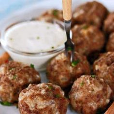 Jalapeno Meatballs