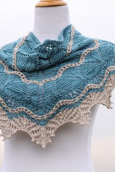 Ravelry: Schaumkronen pattern by Simone Kereit