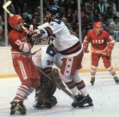 """On the Miracle on Ice:    """"Funny things happen in sports once in a while,"""" said Neal Broten, who raises quarter horses with his wife, Sally, on their farm in River Falls. """"And a funny thing happened that night."""""""