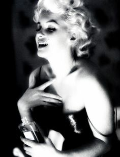 """""""What do I wear in bed? Why, Chanel No. 5, of course."""" Marilyn*         A truly wonderful fragrance that has withstood the test of time ..."""
