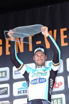 """Gent-Wevelgem (2012); Your 2012 """"winnaar"""", Tom Boonen"""