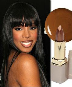 Wedding Makeup For Black Women | Vivacious Blog: Best Lip Colors For Dusky Skin