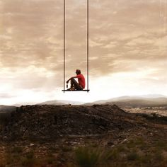 Scenic Swing by Boy_Wonder, via Flickr