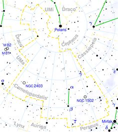 CAM #Giraffa, #Camelopardalis, #Cam, is a circumpolar constellation (culminates around the meridian at 22 of 23 January). It covers 757 square degrees. It was recorded for the first time by Jakob Bartsch, son in law of Kepler, in 1624, but was probably invented earlier by Petrus Plancius .