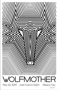 https://www.behance.net/gallery/18188421/Wolfmother-Mxico-Gig-Poster